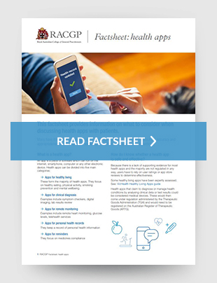 Health apps Factsheet