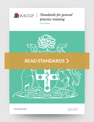 Standards for general practice training 2nd edition