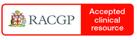 RACGP accepted clinical resource