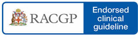 RACGP endorsed clinical guideline