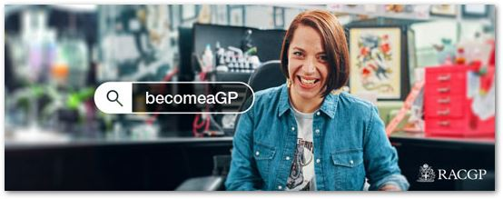Become a GP Facebook cover