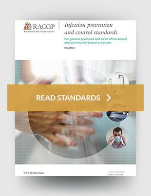 Infection prevention and control standards