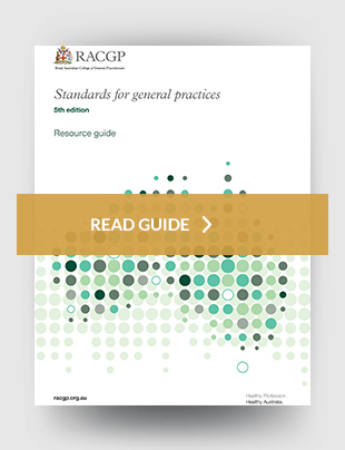 Standards for general practice 5th edition resource guide