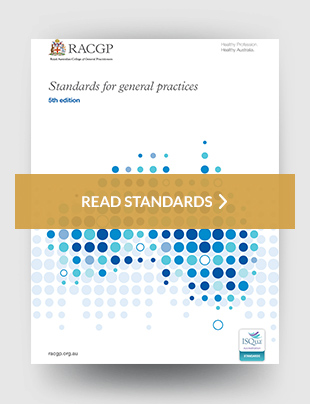 Racgp Read The Standards For General Practices 5th Edition