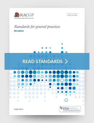 Standards for general practices (5th edition)