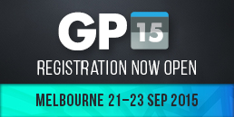 GP15 Conference