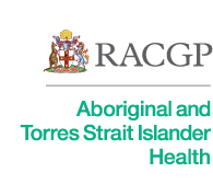 RACGP Aboriginal and Torres Strait Islander Health logo