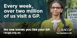 No one knows you like your GP