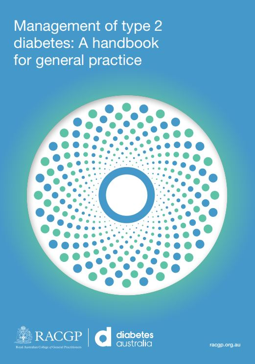 Management of type 2 diabetes: A handbook for general practice