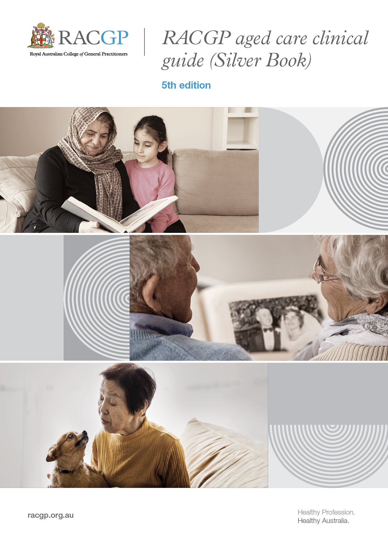 RACGP aged care clinical guide (Silver Book)