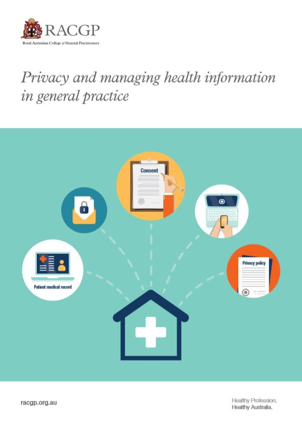 Privacy and managing health information in general practice