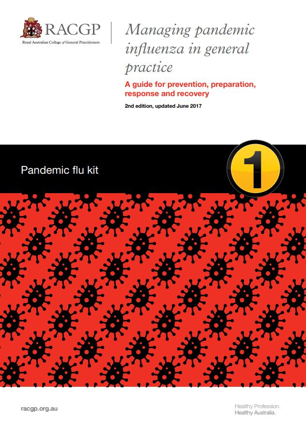 Managing pandemic influenza in general practice