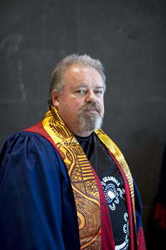 Associate Professor Peter O'Mara