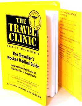 The travelers pocket medical guide