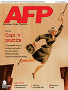 AFP Cover 2011 January/February