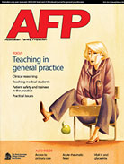AFP Cover 2012 January/February