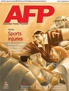 AFP Cover 2010 January/February